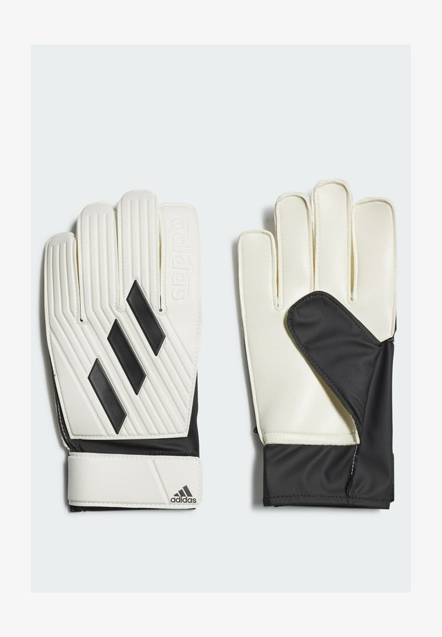 TIRO CLUB GOALKEEPER GLOVES - Rękawice bramkarskie - white
