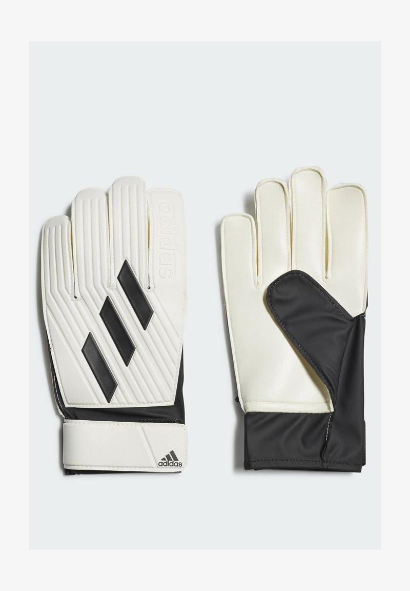 adidas Performance - TIRO CLUB GOALKEEPER GLOVES - Keepershandschoenen  - white