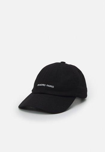 SHABO UNISEX - Cap - noir
