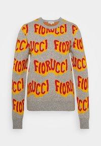 Fiorucci - WAVY LOGO  - Maglione - grey - 0