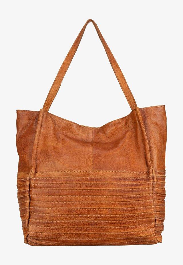 MOB - Tote bag - caramel