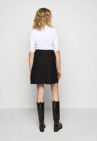 Steffen Schraut - FAVORITE SKIRT SPECIAL - A-line skirt - black - 2