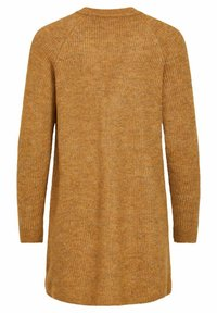 Vila - OFFENER RIPPENSTRICK - Cardigan - cathay spice - 6
