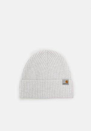 BURBANK BEANIE UNISEX - Adīta cepure - ash heather