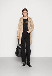 Liu Jo Jeans - T-shirt z nadrukiem - nero - 1