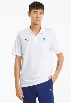 T-shirt imprimé - puma white