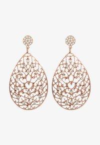 SALWEEN - Earrings - roségoldfarben