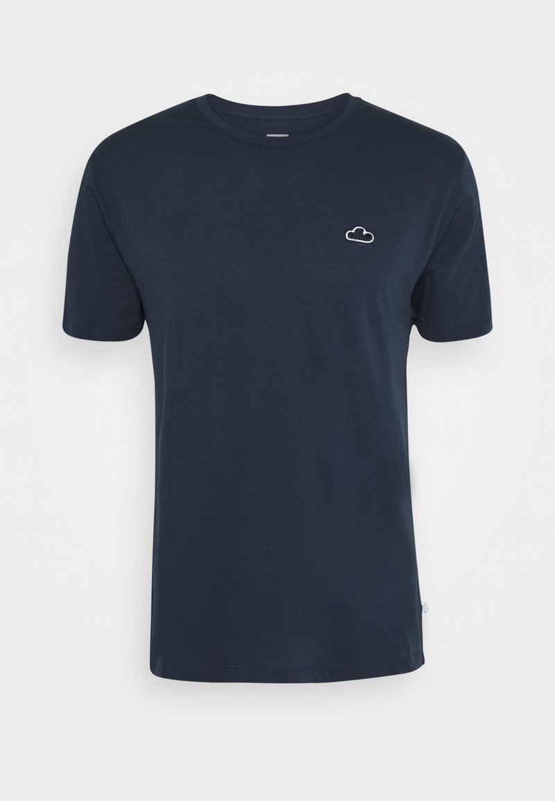 The GoodPeople - ESSENTIAL AIR - Basic T-shirt - navy