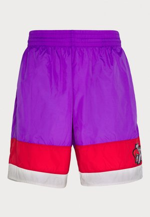 NBA TORONTO RAPTORS SHORT - Short de sport - purple
