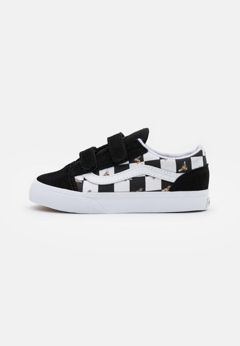 Vans - OLD SKOOL UNISEX - Trainers - black/true white