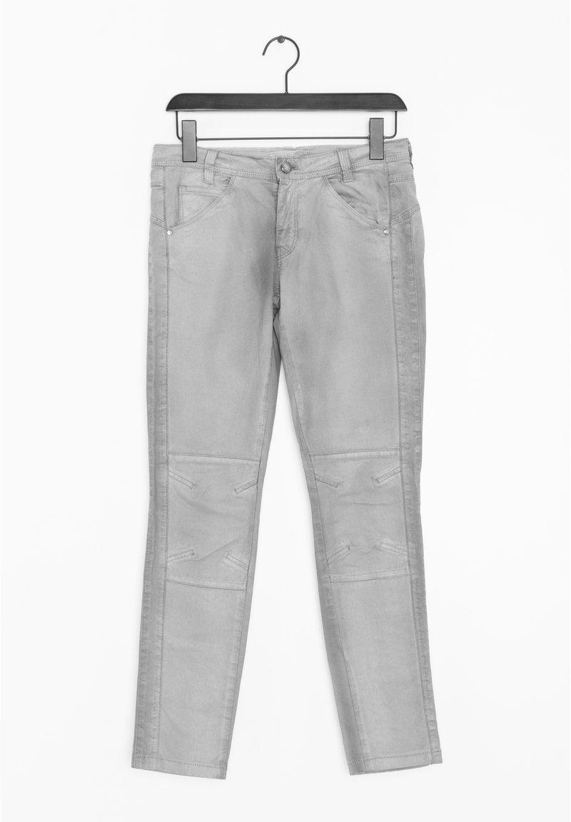 Deyk - Slim fit jeans - beige