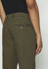 Mason's - TORINO STYLE - Pantaloni - oliv - 5