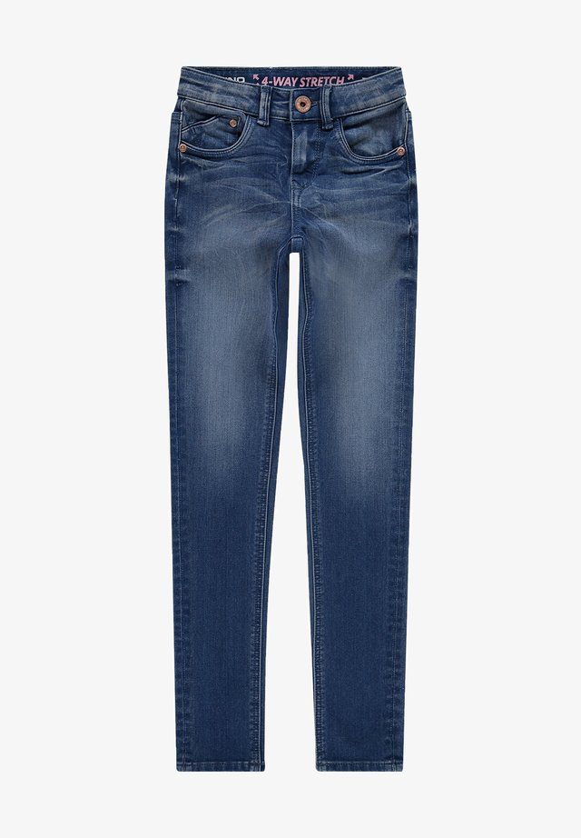Jeans Skinny - electric blue