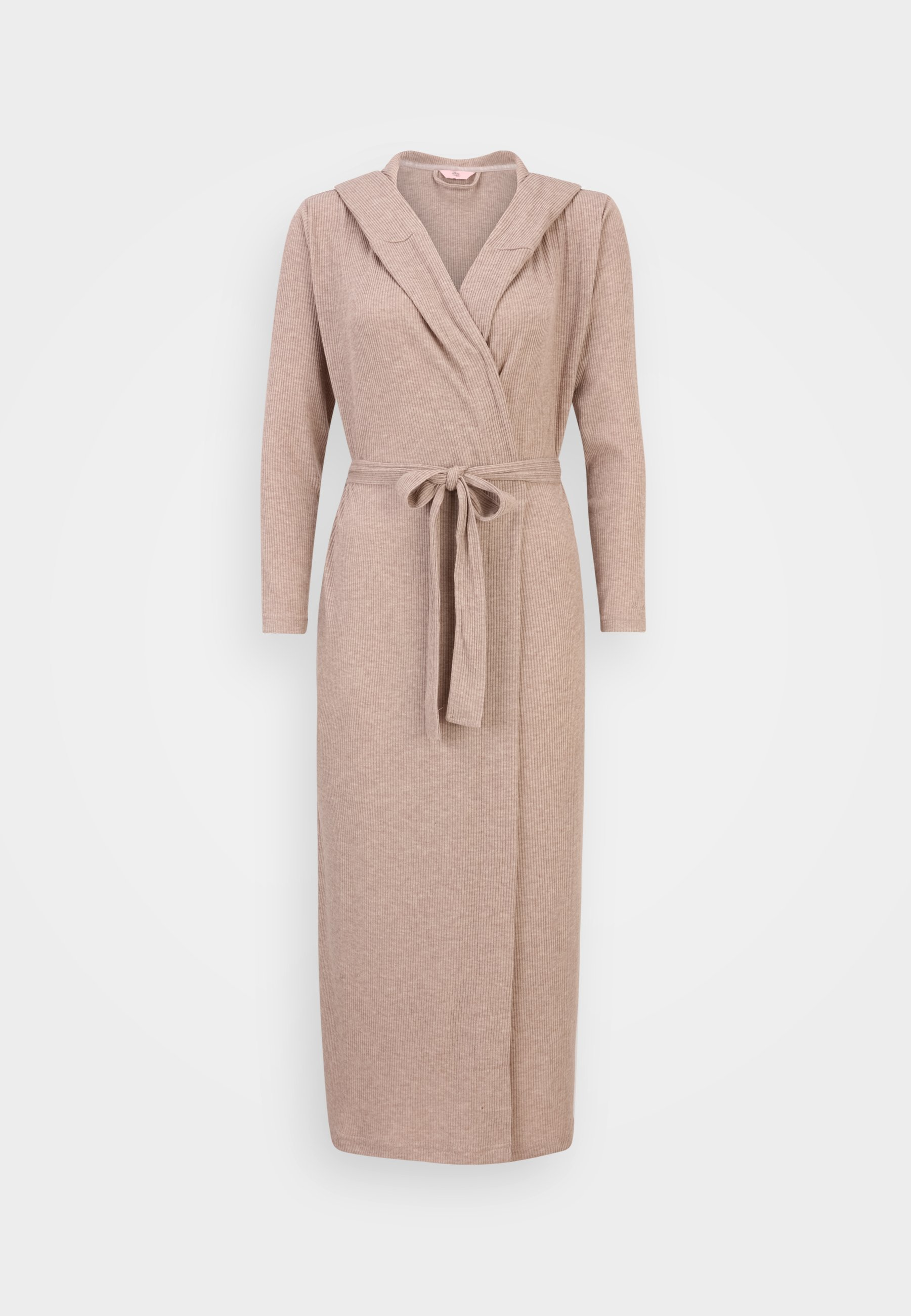 Donna LILLIE RIBBED LOUNGE ROBE - Accappatoio