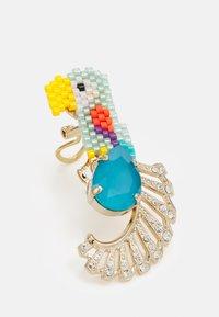 Anton Heunis - OMEGA CLASP PARROT - Earrings - multi color - 2