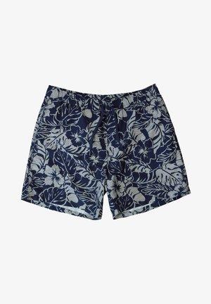 Swimming shorts - indigo