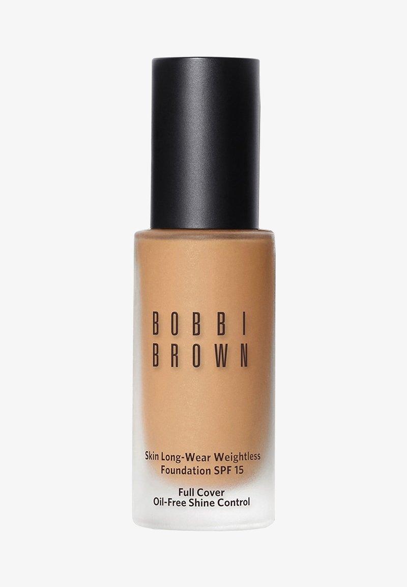 Bobbi Brown - SKIN LONG WEAR WEIGHTLESS FOUNDATION SPF15 - Foundation - w-048 beige