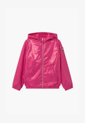 BASIC GIRL - Lehká bunda - pink