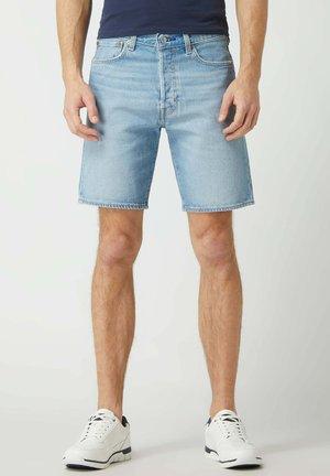 Stretch-Anteil Modell Hemmed - Denim shorts - jeans