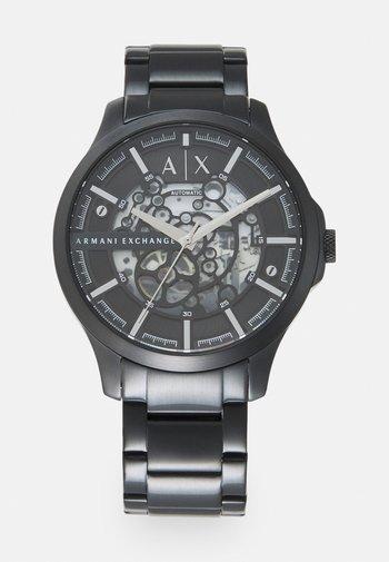 HAMPTON - Chronograph watch - black