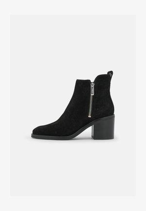 ALEXA - Korte laarzen - black
