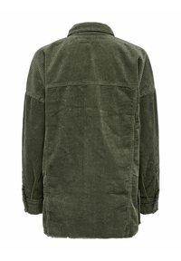 JDY - Button-down blouse - grape leaf - 6