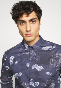 Twisted Tailor - JARVIS  - Camicia elegante - navy - 3