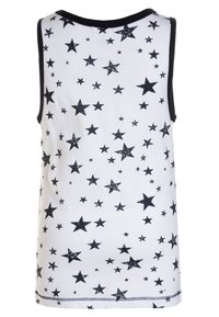 Jacky Baby - VEST SPACE & STARS BOYS 2 PACK  - Undershirt - dark blue - 1