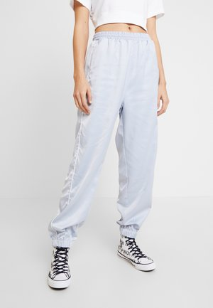 HMLDIANA PANTS - Tracksuit bottoms - gray dawn