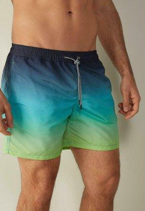 Swimming shorts - st.sfumato blu/verde