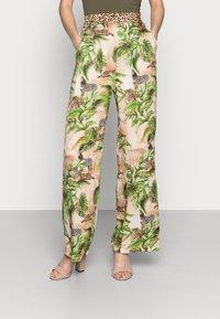 Emily van den Bergh - Trousers - multi-coloured - 0