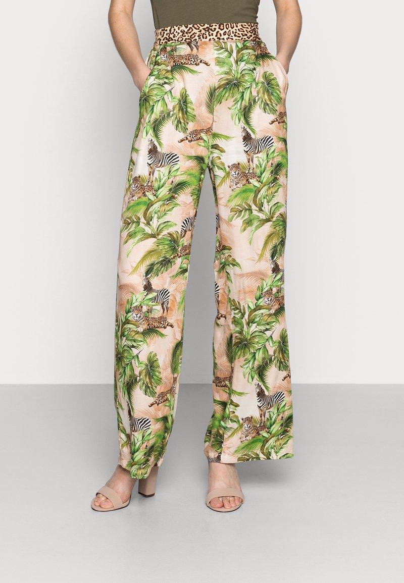 Emily van den Bergh - Trousers - multi-coloured