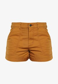 Patagonia - STAND UP - Urheilushortsit - umber brown - 4