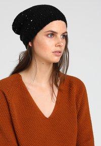 Anna Field - Bonnet - black - 1