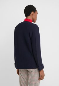 Repeat - Cardigan - navy - 2