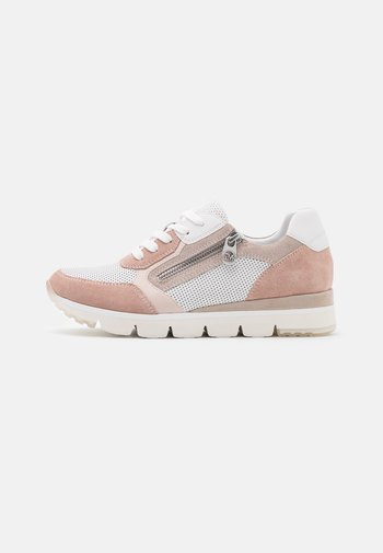 BY GUIDO MARIA KRETSCHMER - Sneaker low - white/rose