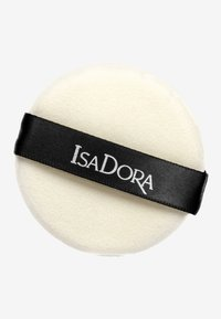 IsaDora - VELVET TOUCH SHEER COVER COMPACT POWDER - Powder - neutral almond - 4