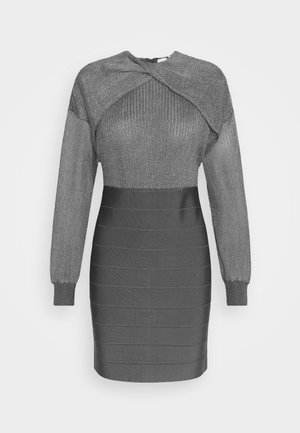 Cocktail dress / Party dress - grey