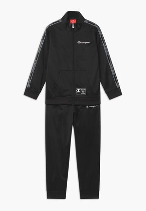 LEGACY FULL ZIP SUIT SET - Træningssæt - black