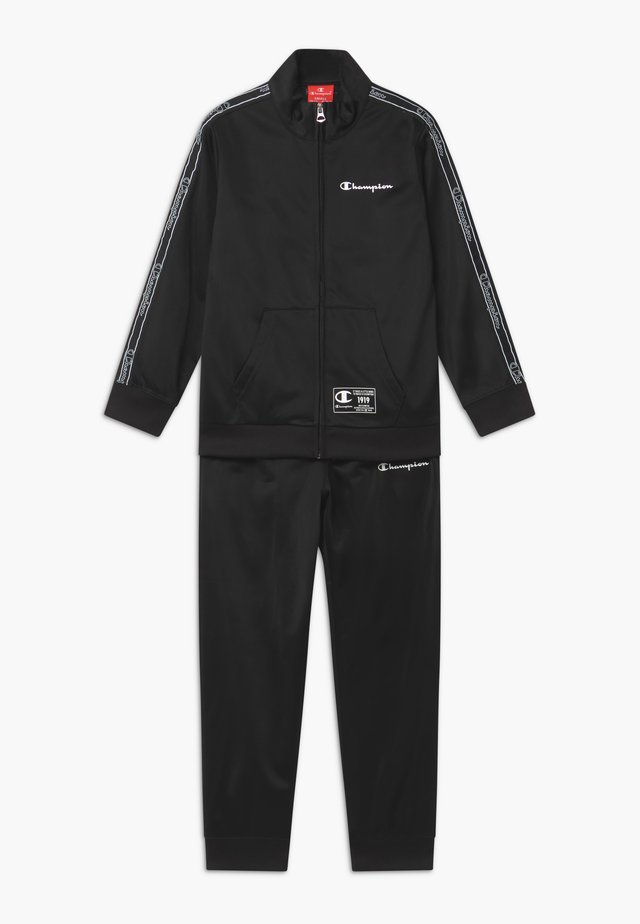 LEGACY FULL ZIP SUIT SET - Tracksuit - black