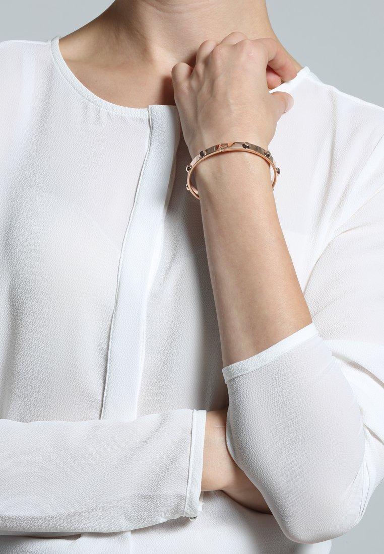 Michael Kors - HERITAGE - Bracelet - rosegold-coloured