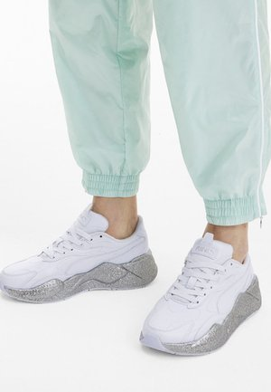 PUMA RS-X GLITZ WOMEN'S TRAINERS FRAUEN - Sneakers basse - white