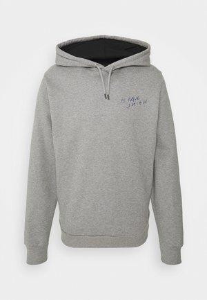 MENS HOODY CRAYONS UNISEX - Sweater - grey
