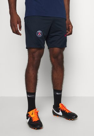 PARIS ST GERMAIN DRY SHORT - Sportovní kraťasy - dark obsidian/university red