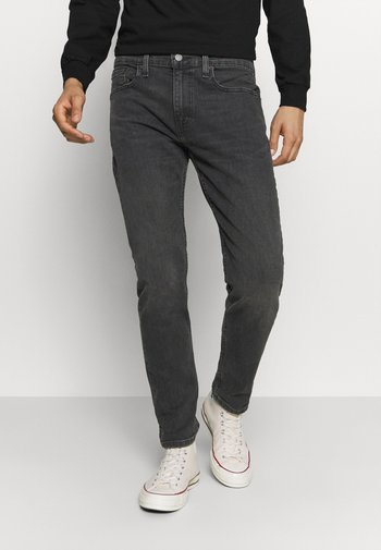 502™ TAPER HI BALL - Jeans Tapered Fit - black denim