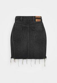 Pepe Jeans - RACHEL SKIRT BELT - Mini skirts  - denim - 1