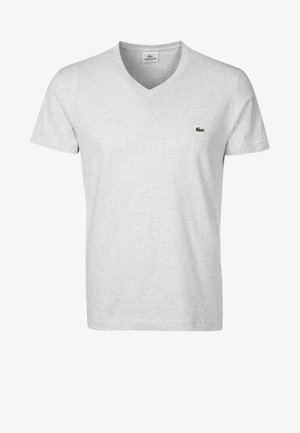 T-shirt basic - argent chine