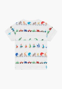 Paul Smith Junior - ARESKI - Print T-shirt - white - 1