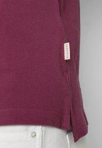 Scalpers - Polo shirt - burgundy - 3