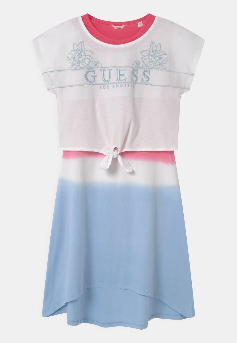 Guess - JUNIOR - Vestito di maglina - white
